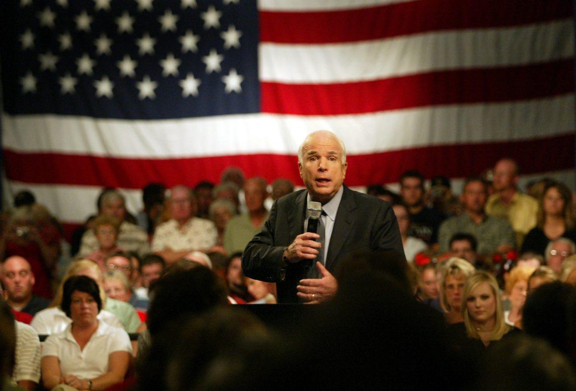 John McCain Lima, Ohio