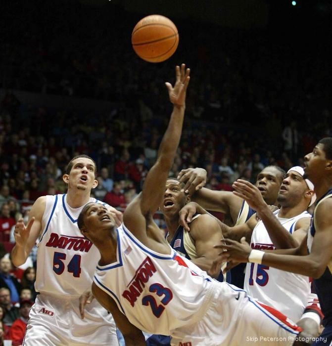Chris Wright Rebound