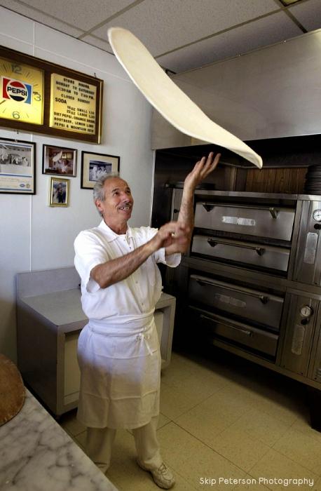 Flyin' Pizza