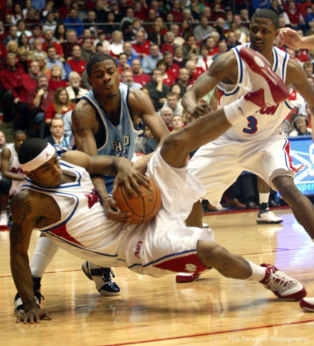 Marcus Johnson Rebound
