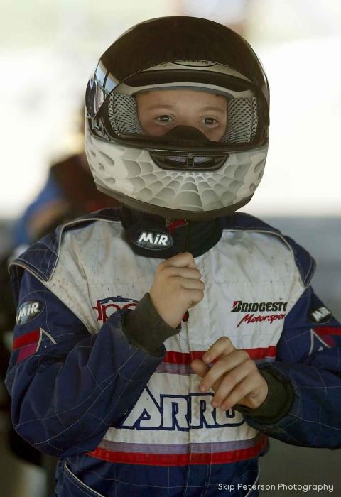 Michael Fortner Kart Racer